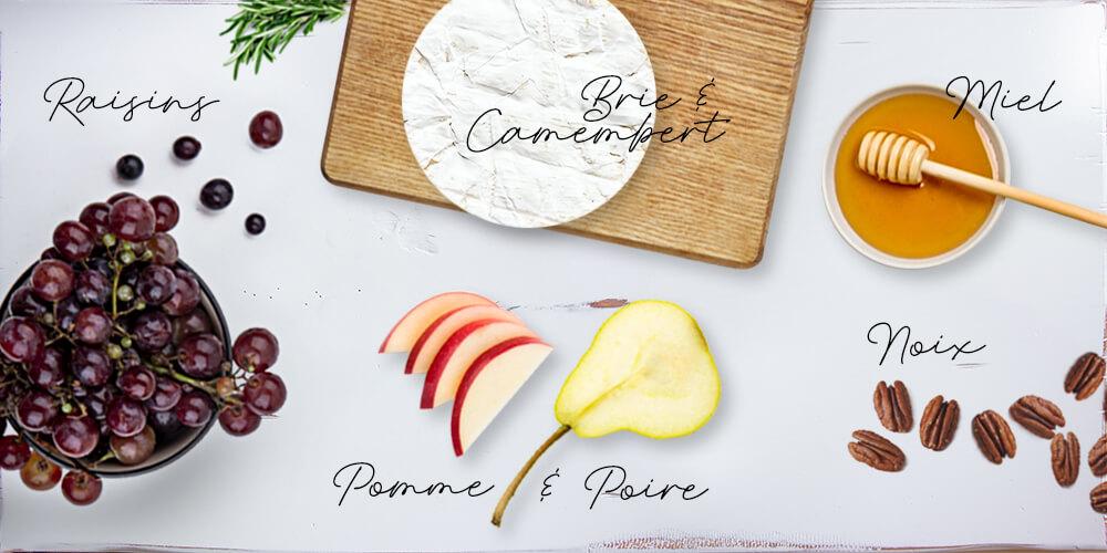 Raclette dessert