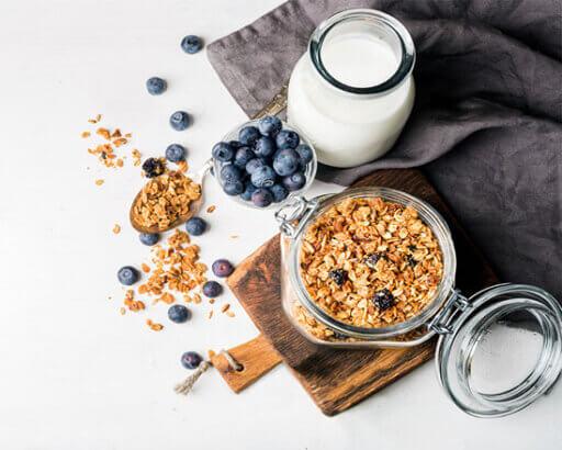 Granola sans noix _ Nut-free Granola _ Canadel